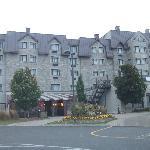 hotel en arriere