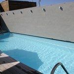 piscina azotea