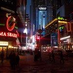 Sbarro Times Square