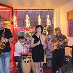 One of our favorite local jazz groups
