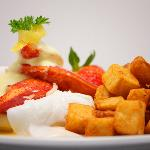 Lobster Egg Benedict