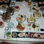 和食の内容