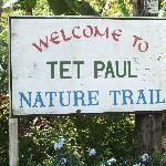 Tet Paul Nature Trail Foto