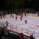 Albany vs WBS AHL Hockey