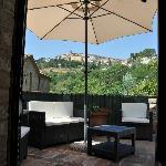 Vista su Montepulciano