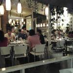 Thaipan's al fresco dining