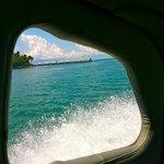 Splash Down at Little Palm Island