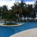 piscina/mar