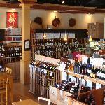 Wine, wine, everywhere!