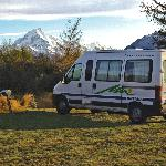 Glentanner Powered Campervan Sites