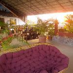 Rooftop Bar Restaurant