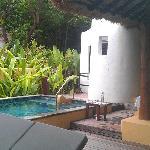 Pool villa 217