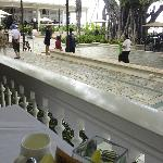 Breakfast at Veranda at the Beachhouse