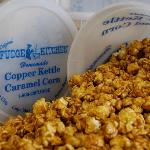 Our famous Copper Kettle Caramel Corn!