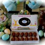 Easter Peanut Butter Eggs..To die for!