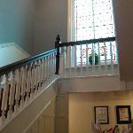 L'escalier de la maison