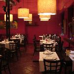 Fotografía salón Restaurante Patagonia.