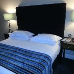 Comfy,warm bedroom