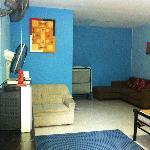 First Level Corner Room.