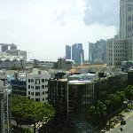 View from 10th floor
