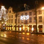 NH Brugge at Christmas