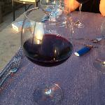 "Croatian red wine ""Plavac Mali"", Villa Ruza"