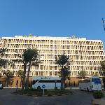 hotel outside view