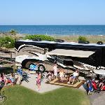 Oceanfront Campsite