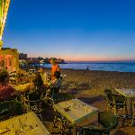 Casarena plage - Service demi pension