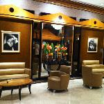 Reception of The Metro Hotel