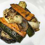 Grilled Vegetables with Fabio's Special Olive Oil