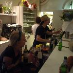 Behind the bar at Foodism