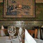 Sala de Jantar da Entrada