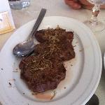 filetto al tartufo bianco