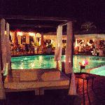 Pool / restaurant / bar area