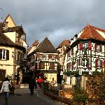 Restaurant Les Remparts d'Obernai (12/2012)