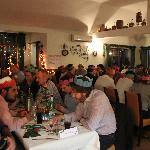 Christmas Party - great food, atmosphere, music and service!