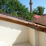 balcony at terase room