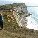 On Tennyson Downs towards the Needles