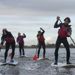 Why not try Paddle Boarding at Hengistbury Head Outdoor Centre