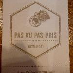 Foto de Pas Vu Pas Pris