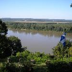 View of the Missouri River
