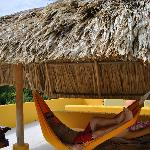 cabana #1 rooftop