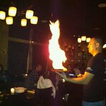Flaming Cheese!