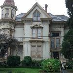 Flavel House Astoria Oregon