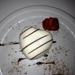 One of the desserts at Al Dente Italian