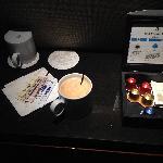 In-room espresso