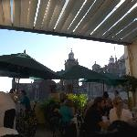 terraza La Casa de las Sirenas