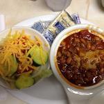 Chili and Tamale.