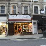 Le Gourmet Brasserie, 157 Praed Street W2 1UB